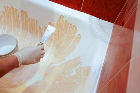 Можно ли покрасить ванну в домашних условиях