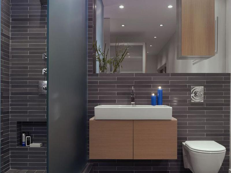 Ремонт в маленькой ванной проект