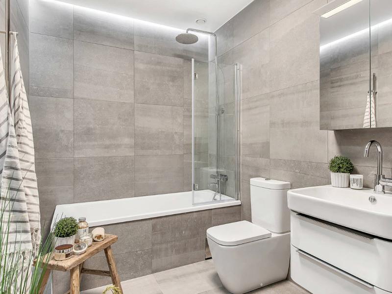Ремонт маленькой ванной комнаты дизайн