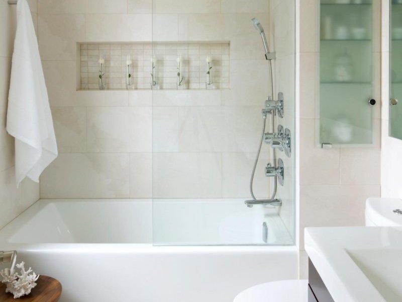 Маленькая ванна ремонт