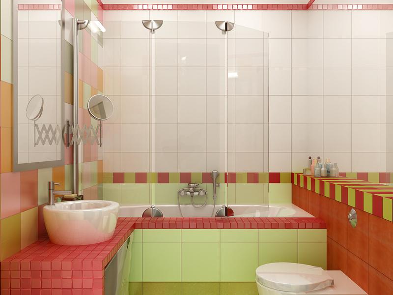 Маленькая ванна ремонт классичесский стиль