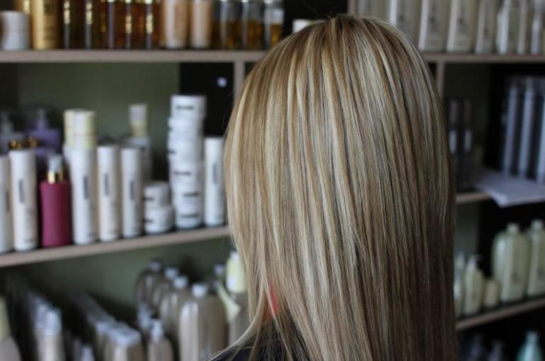 Плюсы и минусы мелирования на русые волосы