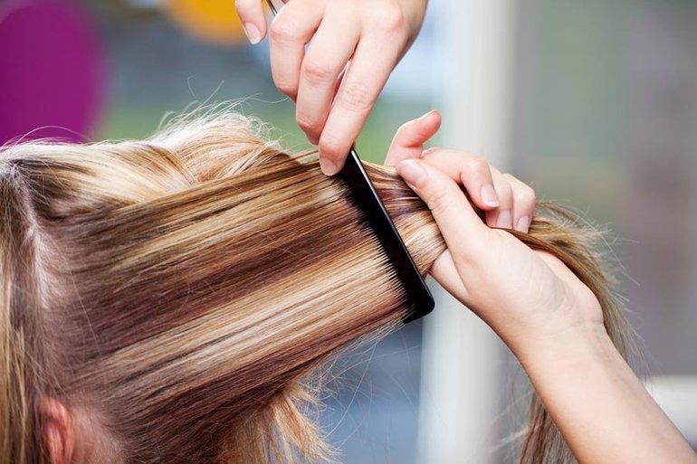 Рекомендации для мелирования на русые волосы дома