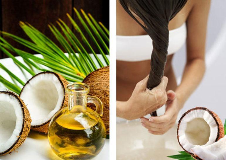 Преимущества применения и виды кокосового масла для волос