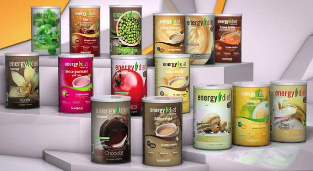 Линейка продуктов для здорового питания