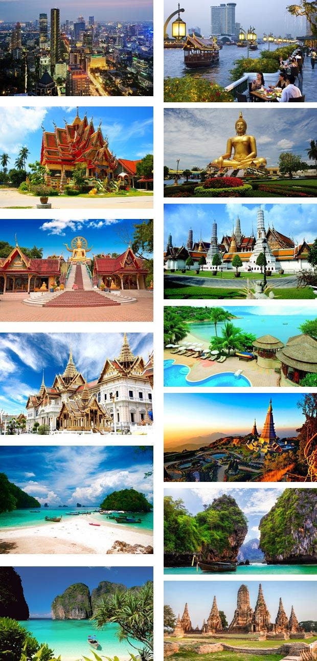 Сколько стоит съездить в таиланд