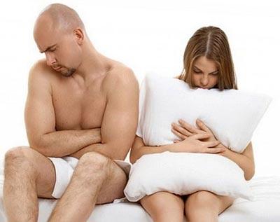 Женский страх перед сексом