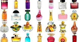 Коллекция нот ароматов духов