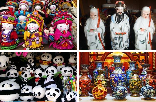 Сувениры, покупки из Китая