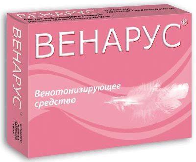 Венарус: инструкция по применению цена отзывы аналоги, курс лечения