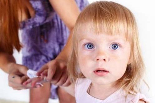 Чем мазать лишай у ребенка на голове