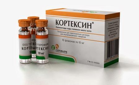 Препарат Кортексин