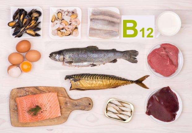 Продукты при В12-дефицитной анемии