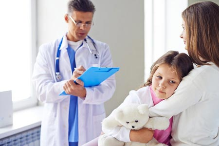 Гемофилия у ребенка