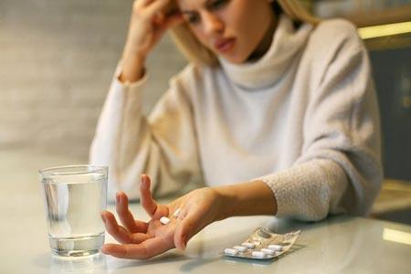 Женщине плохо от антибиотиков
