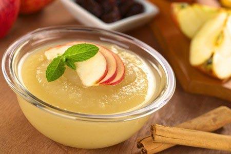 Яблочное пюре при гастрите