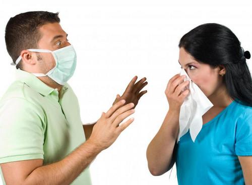 Передача пневмонии воздушно-капельным путем