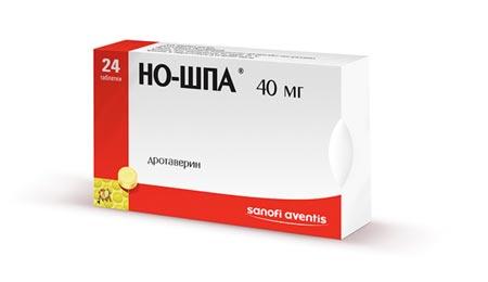 Препарат Но-Шпа