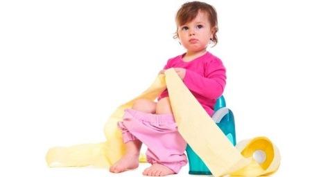 Запор у ребенка в 2 года